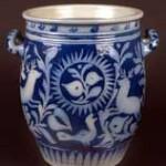 Горшок бетшдорфской керамики