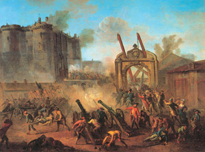La brise de la Bastille