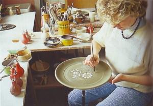 Cуфленемская керамика