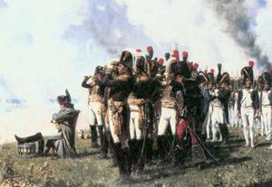 La bataille de Borodino