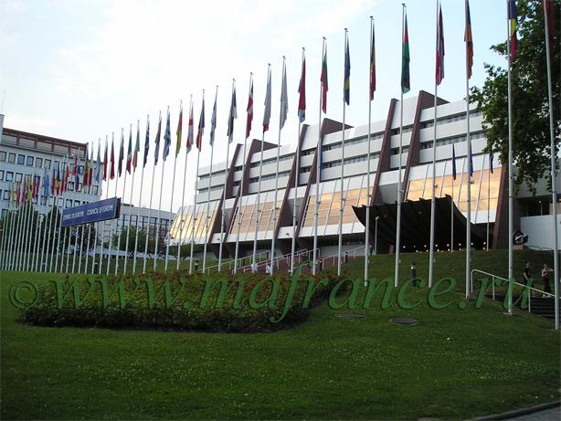 Здание Европейского совета
