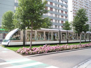 Страсбургский трамвай