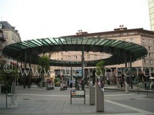 Площадь Железного Человека