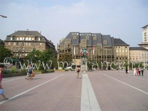 Площадь Клебера