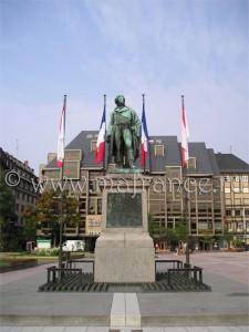 Памятник генералу Клеберу