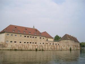 Старая страсбургская тюрма