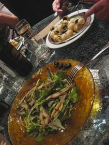 Блюдо из улиток