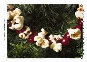 Сладости на рождественской елке