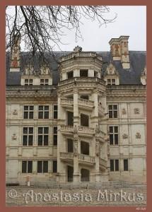 Лестница корпуса Франциска I