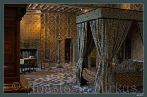 Спальня Франциска I