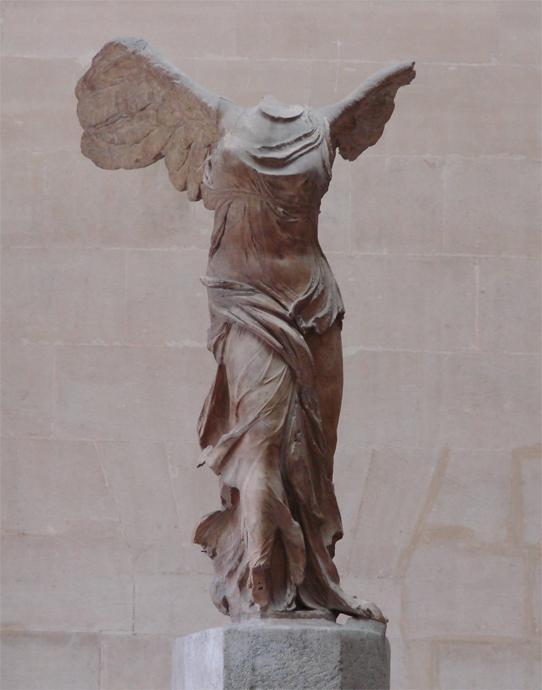 Ревнегреческая богиня победы
