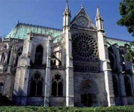 Церковь Сен-Дени