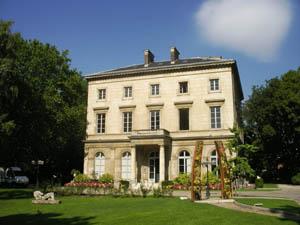 Замок в Сен-Уане