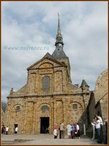 Церковь Мон-Сен-Мишель
