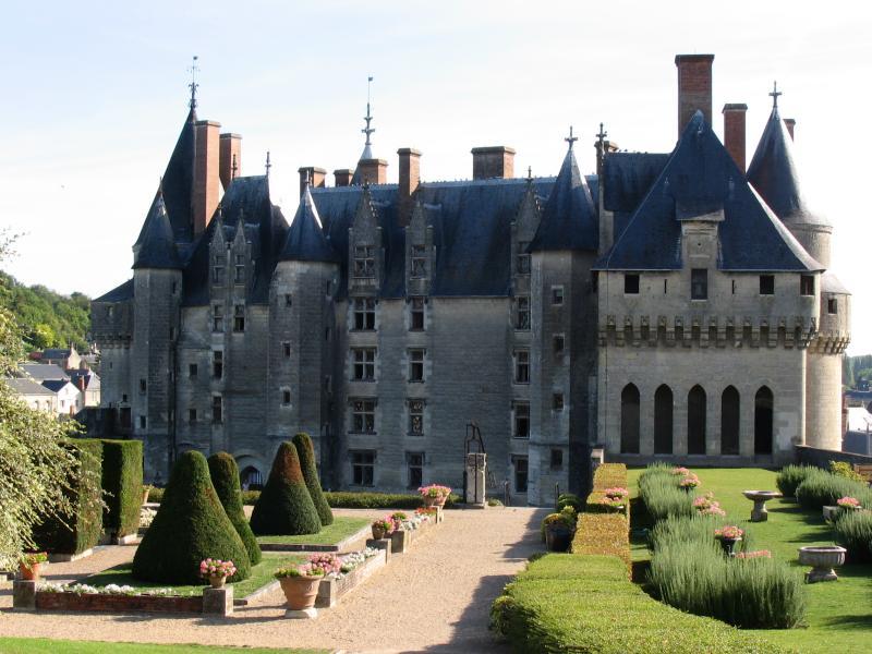 Langeais-Chateau
