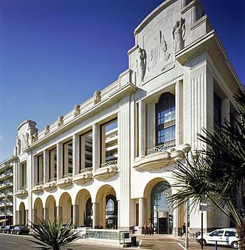 Palais de la Mediterranee