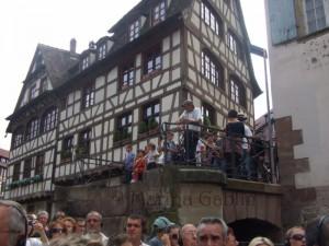 Прогулка по Страсбургу на кораблике