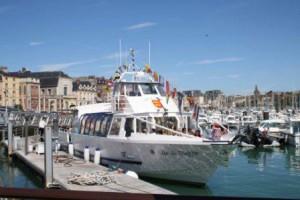 Яхта «Вилль-де-Дьепп»