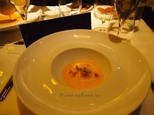 Суп из омаров