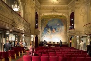 музей гревен театральный зал
