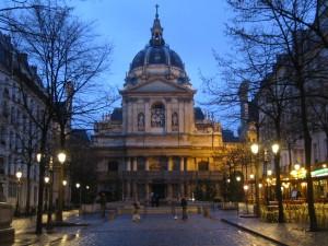 университет Сорбонна в Париже