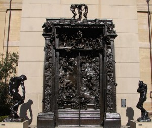 врата ада роден
