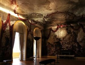 зал для танцев венделя