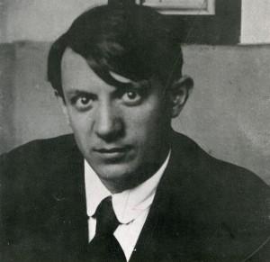 фотография молодого пикассо