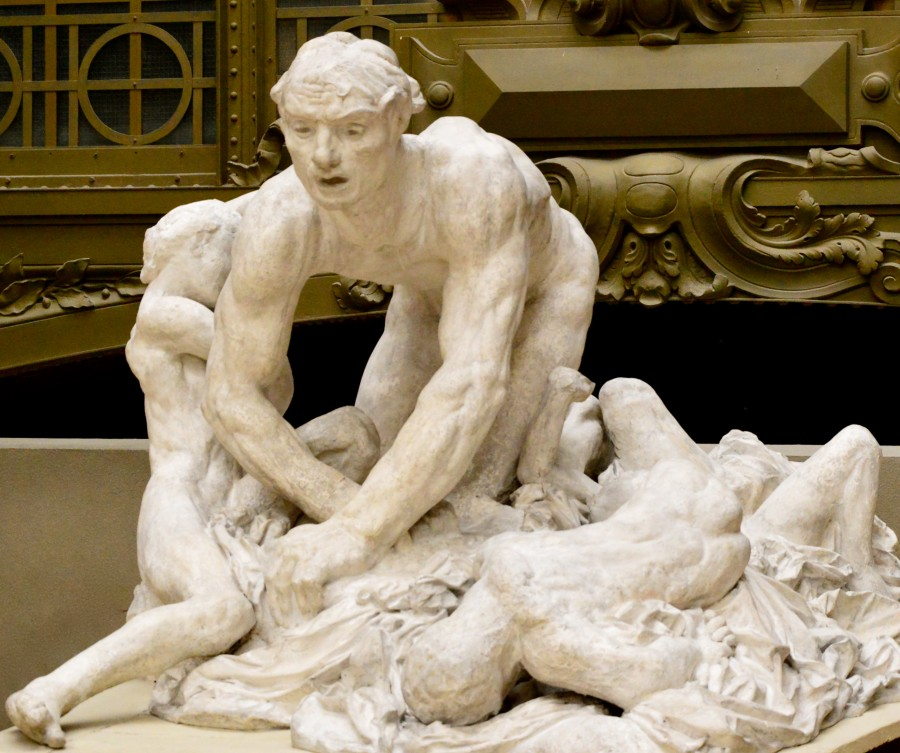 ugolino Ugolino: circle 9, inferno 32-3 there is perhaps no more grisly scene in all the inferno than dante's depiction of ugolino eating the back of ruggieri's head like a dog using its strong teeth to gnaw a bone (inf 32124-32 3376-8.