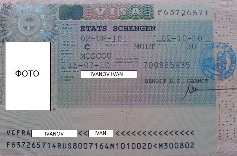 Как получить визу? Пошаговая инструкция 67