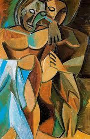 пабло пикассо африканский период