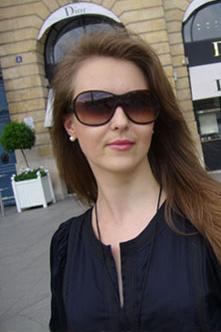 Владислава - шопер в Париже