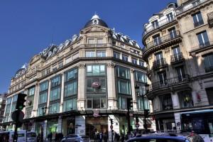 С&А  в Париже
