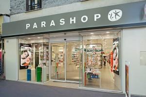 бутик косметики Parashop Paris