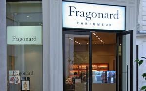 бутик духов фрагонар