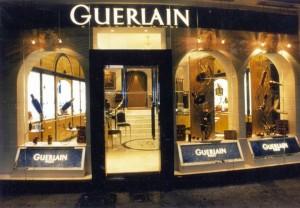 бутик Guerlain