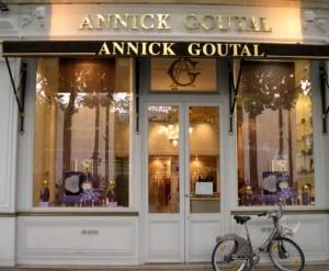 бутик Annick Goutal
