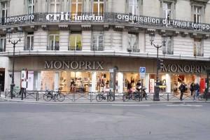 cеть monoprix