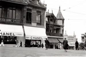 бутик шанель в 20 веке