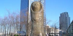 знаменитый палец цезаря