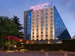 отель меркури в париже