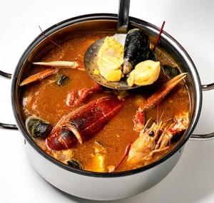 классический рецепт супа буйабес