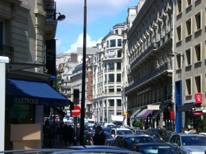 улица Rue Du Faubourg Saint Honore