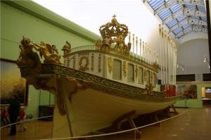 морской музей дворца шайо