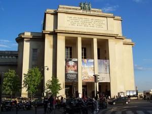 театр шайо в париже