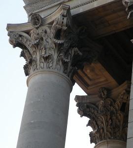 фасад бурбонского дворца