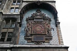 башня часов консьержери
