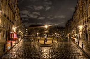 площадь дофина в париже