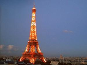 он-лайн изображение эйфелевой башни