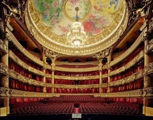 зал оперы гарнье
